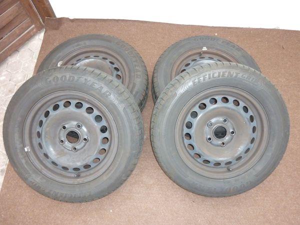 Sommerreifen 195 65 R15 VW