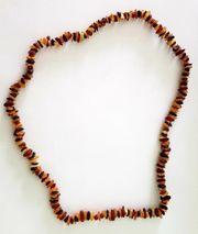 Halskette aus Baltischem Natur Bernstein