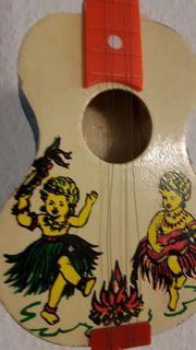 Kleine Gitarre Deko