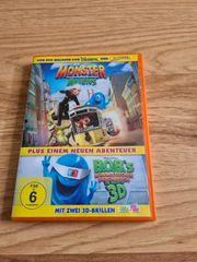 DVD Monster und Aliens