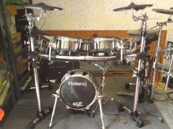 Roland TD 30 Studio Drumset