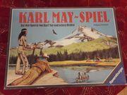 Karl May-Spiel Auf den Spuren