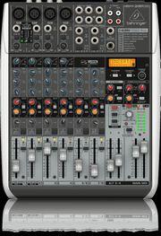 Mischpult Behringer XENYX QX1204 USB