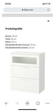Ikea Brimnes Kommode wie neu