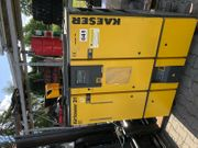 Sandstrahlgerät Kompressor Absaugung Druckbehälter
