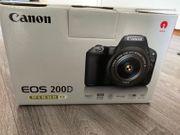 Kamera CANON EOS 200D Zubehör