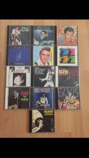 Elvis Presley CD Sammlung