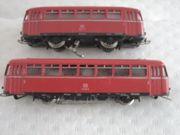 Märklin HO--Schienenbus Steuer Beiwagen