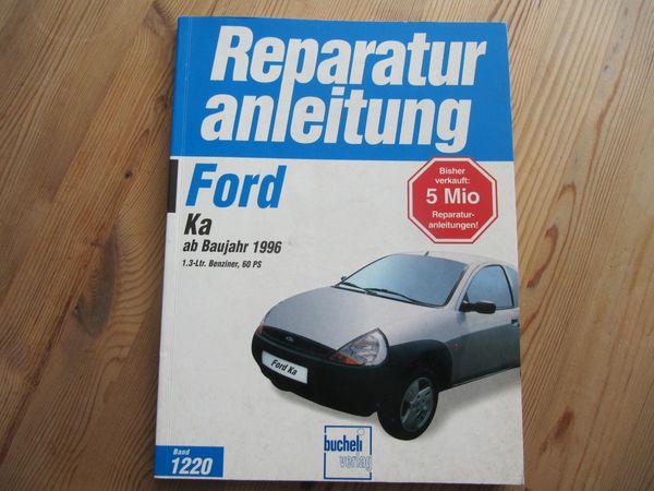 Ford KA 1 3 Ltr