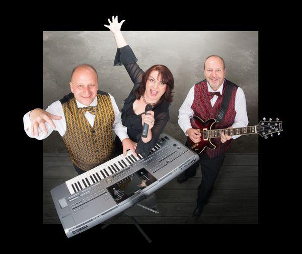 Erfahrenes Musik-Trio sucht Gitaristen mit