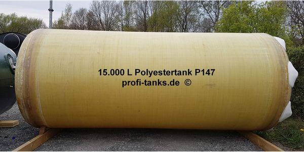 P147 gebrauchter 15 000 L