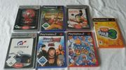 7 Ps2 Spiele Playstation2