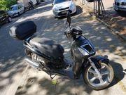 Motorroller 125ccm Sachs SFM