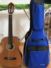 Gitarre PoNatura 7 8 für