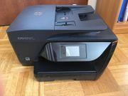 Multifunktionsdrucker HP OfficeJet 6970 zu