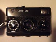 Rollei 35 schwarz 35mm 1