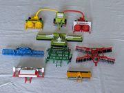 SIKU Modelle Landwirtschaftliche Anbaugeräte Ackergeräte