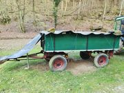 Traktor-Anhänger Zweiachser