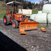 Kleintraktor Kubota 9200 HST-4WD