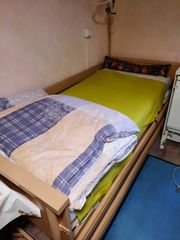 elektrisches Krankenbett