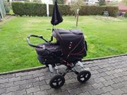 Knorr Baby Kombikinderwagen Nizza Deluxe