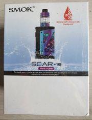 Smok Scar-18 Kit Regenbogen eingeschweißt