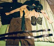 originale Polizeiuniform