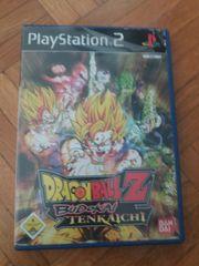 PS2 Spiel Dragon Ball Z