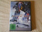 DVD PACIFIC RIM Transformers