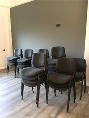 Stühle Besucherstühle stapelbar