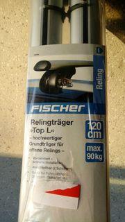 Fischer Alu-Relingträger