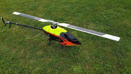 RC-Modelle, Modellbau - Mikado LOGO 800 Xxtreme Flugfertig