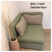 Schlafcouch Sessel ausziehbar