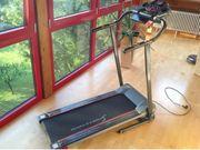 Laufband Sportstech F10 neuwertig