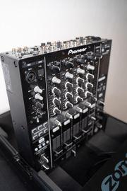 Pioneer DJM 900 Nexus Zomo