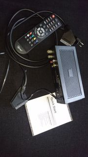 Digital Satellite Receiver DVB-C