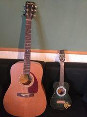 Western Gitarre - Simon Patrick Luthier