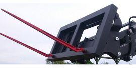 Traktoren, Landwirtschaftliche Fahrzeuge - Ballengabel für Frontlader 120cm Ballenspieß
