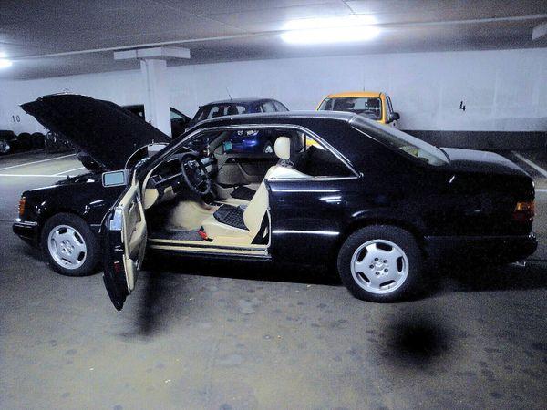 Klassicker 1992 Benz 300 CE