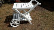 Kettler Rollwagen Servierwagen für Garten