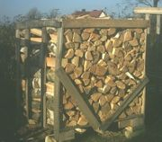 Kaminholz Brennholz Feuerholz Birke Kamin