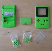 Nintendo Gameboy Golor Gehäuse Grün
