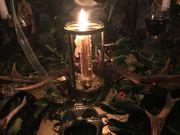 Begabter Voodoo traditioneller Heiler weltweit