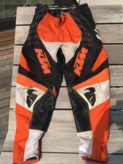Moto Cross Hose KTM thor