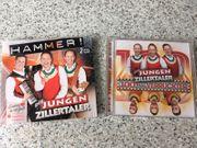 Die Jungen Zillertaler Musik CD