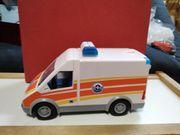 Rettungswagen Playmobil Nr 5541