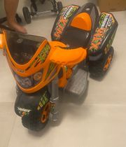 Kinder Motorrad mit Batterie