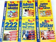 6 Computer Software Bürosoftware