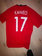 Matchworn Trikot Irfan Can Kahveci