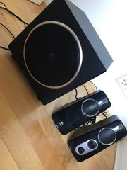 Lautsprecher Boxen logitech